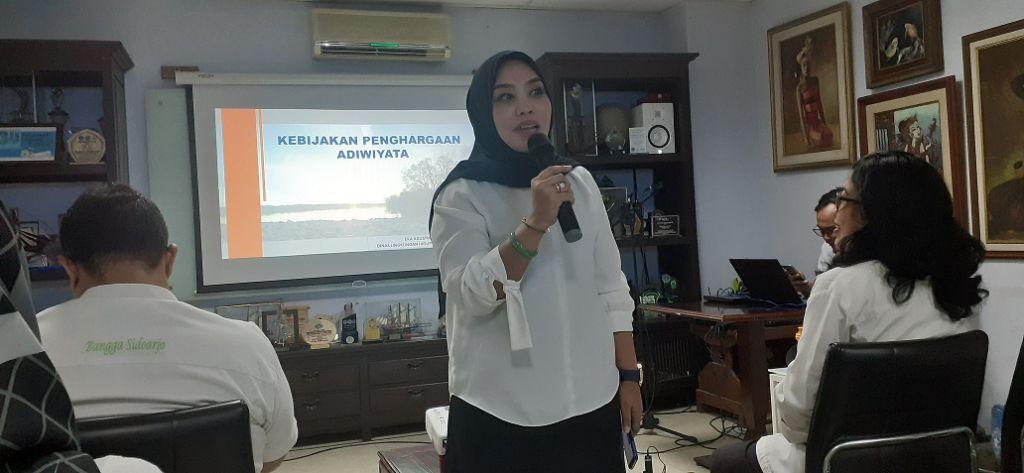 MTsN 4 Sidoarjo Ikuti Sosialisasi Green School 2019 di Radio Suara Surabaya