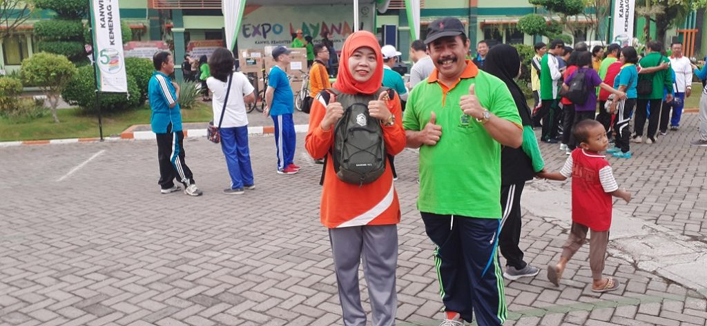 "Indahnya Kebersamaan Dalam Ajang Bertajuk ""Umat Rukun Indonesia Maju"""